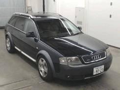 Задняя часть автомобиля. Audi A6 allroad quattro, 4B