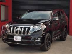 Toyota Land Cruiser Prado. автомат, 4wd, 2.8 (177л.с.), бензин, 17 500тыс. км, б/п, нет птс. Под заказ
