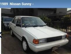Nissan Sunny. FB12 B12 HB12, GA15
