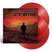 Joe Bonamassa - Redemption (Ltd. Red 2lp 180 Gr. Gatefold+Mp3) Vinyl