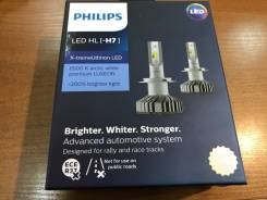 H7 LED Лампы Philips X-Treme Ultinon LED H7 6000K PX26d X2 12985BWX2