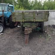 Калачинский 2ПТС-4.5. Прицеп тракторный 2ПТС-4,5