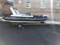 Skyboat SB 520RT. 2016 год, длина 5,20м., двигатель подвесной, 90,00л.с., бензин