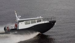 Barents. 2018 год, длина 9,00м., двигатель стационарный, 480,00л.с., дизель