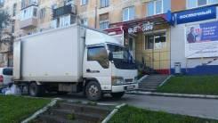 Грузоперевозки. переезды. попутный груз . фургон 3 т.,16куб.