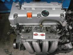 Двигатель в сборе. Honda Accord, CL9 Двигатели: K24A, K24A3, K24A4, K24A8, K24W, K24W4, K24Z2, K24Z3