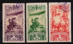 16.2 Аукцион с 1 руб почтовые марки Тува авиа