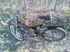 """Горный велосипед. Двухподвес. Blueks. 26"""""""