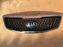 Решетка радиатора. Kia Sportage, SL Двигатели: D4FD, D4HA, G4FD, G4KD, G4KE, G4KH, G4NU