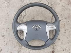 Руль. Toyota: Windom, Corona, Platz, Aristo, Ipsum, iQ, Corolla, Altezza, MR-S, Tercel, Tundra, Dyna, Stout, Raum, Sprinter, Vista, Mark II Wagon Blit...