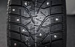 Bridgestone Blizzak Spike-02. Зимние, шипованные, без износа, 4 шт