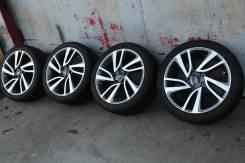 Колеса комплект Subaru Enkei R18+ Bridgestone Potenza S001 21545R18