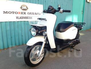Honda Benly. 110 куб. см., исправен, птс, без пробега