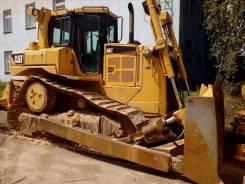 Caterpillar D6. Бульдозер T, 8 800куб. см., 20 148,00кг. Под заказ