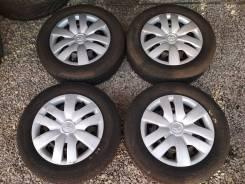"""Комплект колес 165/70/14 бесплатная доставка до ТК. 5.0x14"""" 4x100.00, 5x100.00 ET0 ЦО 54,1мм."""