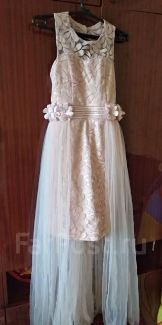 658051a1d62 Продам шикарное платье на праздник - Детская одежда в Артеме