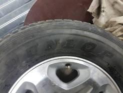 Dunlop Grandtrek TG35. Летние, 2012 год, 5%, 4 шт