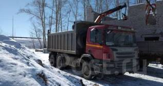 Scania. Самосвал Р6Х400 P380CB6X4EHZ, 24 000кг., 6x4. Под заказ