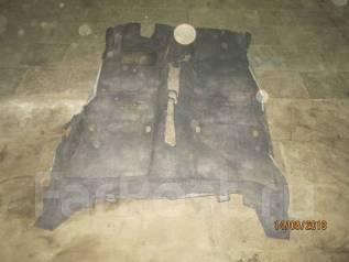 Ковровое покрытие. Nissan Tiida, C11, C11X