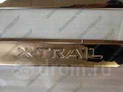 Накладка на дверь. Nissan X-Trail, HNT32, HT32, NHT32, NT32, T32 Двигатели: MR20DD, QR25DE, R9M. Под заказ