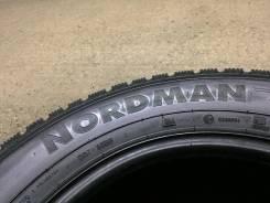 Nokian Nordman. Зимние, шипованные, 10%, 4 шт