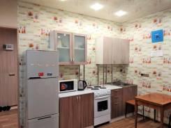 1-комнатная, село Мирное квартал Солнечный город 28. агентство, 28кв.м.