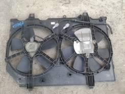 Вентилятор охлаждения радиатора. Nissan Liberty, PM12, PNM12, PNW12, RM12, RNM12 Двигатели: QR20DE, SR20DE, SR20DET
