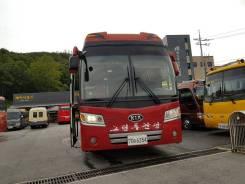 Kia Granbird. Продаются автобусы KIA Granbird, 47 мест. Под заказ