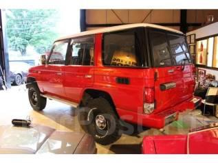 Toyota Land Cruiser Prado. механика, 4wd, 2.4 (97л.с.), дизель, 142 000тыс. км, б/п. Под заказ