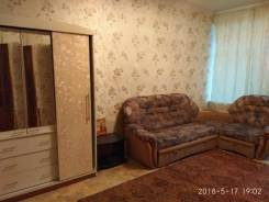 1-комнатная, улица Снеговая 91. Снеговая, агентство, 40кв.м.