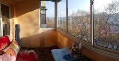 2-комнатная, улица Черняховского 2. Ленинская, частное лицо, 45кв.м. Вид из окна днем