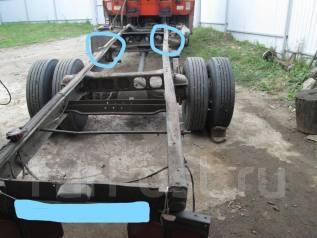 Ремонт рамы грузовых автомобилей удлинение усиление наращивание