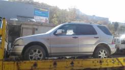 Mercedes-Benz M-Class. W163, M113