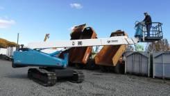 Tadano AC-185TG. Гусеничный гидравлический подъемник высота подъема 19м, 3 300куб. см., 19,00м.