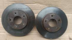 Тормозные диски передние Nissan X-Trail