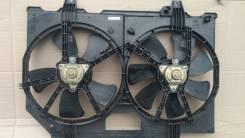 Вентиляторы радиатора Nissan X-Trail