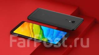 Xiaomi Redmi 5 Plus. Новый, 64 Гб, 3G, 4G LTE