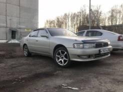Toyota Cresta. 1996 GX90 кузов документы