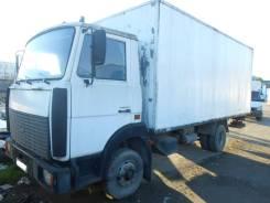 МАЗ 4370. МАЗ-4370 (Зубренок) промтоварный фургон, 4 750куб. см., 4 750кг., 4x2