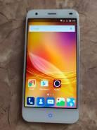 ZTE Blade S6 Lite. Б/у, 8 Гб, Серебристый, 4G LTE, Dual-SIM