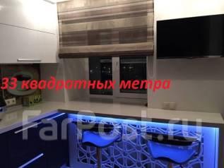 2-комнатная, улица Давыдова 42. Вторая речка, агентство, 62кв.м. Кухня