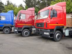 МАЗ 6430. Продается тягач МАЗ, 4 300куб. см., 6x4
