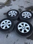 """Колеса в сборе R17 Lexus RX Диски оригинальные. 6.5x17"""" 5x114.30 ET35 ЦО 60,1мм."""