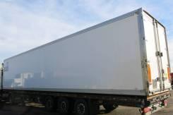 Montracon. Разборка полуприцепов изотермический фургон 2003