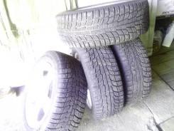 Michelin X-Ice. Зимние, шипованные, 30%, 4 шт