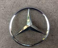 Эмблема багажника. Mercedes-Benz: GLK-Class, S-Class, G-Class, CLA-Class, GL-Class, M-Class, R-Class, GLS-Class, E-Class, SL-Class, CLK-Class, GLE, GL...