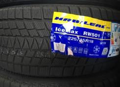 Habilead IceMax RW501. Зимние, без шипов, 2018 год, без износа