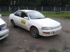 Toyota Carina. Без водителя
