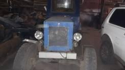 Самодельная модель. Самодельный трактор, 0 л.с.