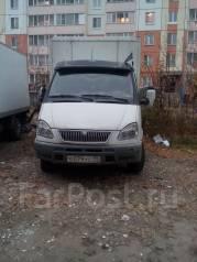 ГАЗ ГАЗель. Продаётся грузовая газель, 2 500куб. см., 1 500кг., 4x2